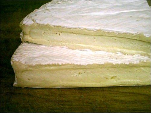 Tous ces fromages me font voir la vie en vert. Quel est ce fromage ?