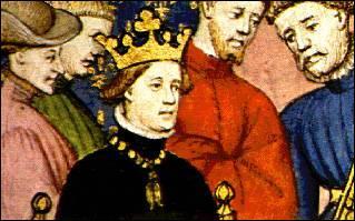 """Quel est ce roi de France ayant régné de 1380 à 1422, surnommé """"Le fou"""" ?"""
