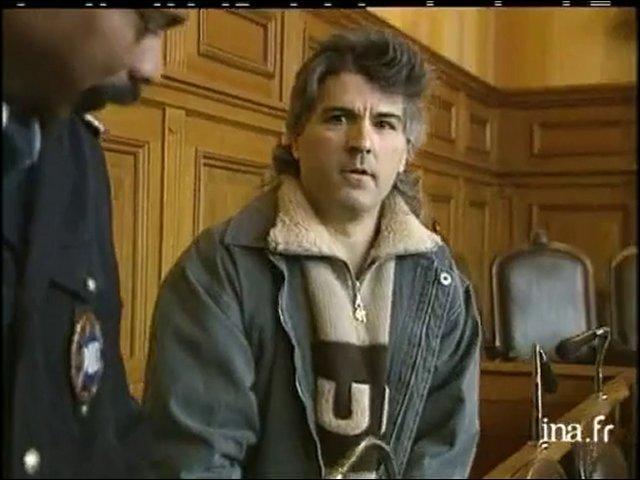 """Quel est le nom de ce meurtrier condamné à la réclusion criminelle à perpétuité lors de son dernier procès d'assises en 2 007 à Strasbourg, surnommé """"Pierrot le fou"""" ?"""