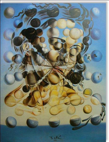"""Quel artiste a déclaré """"L'unique différence entre un fou et moi, c'est que moi je ne suis pas fou ! """" ?"""