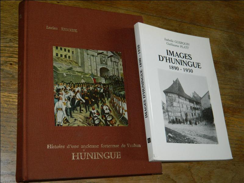 L'un des points par où passe la frontière entre France et Allemagne s'appelle Huningue. Dans quel département se trouve cette ville ?