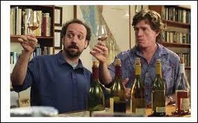 Sideways est un joli film sur l'amitié, la vie qui passe, les échecs... et puisque l'un des héros est un vrai amateur de vin, le film nous promène... ?
