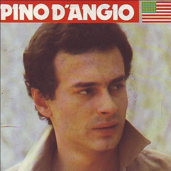 Quel est le titre de ce tube de 1981 chanté par Pino d'Angiò ?
