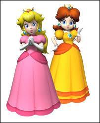 Peach et Daisy sont :