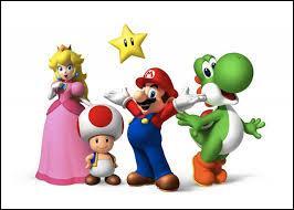"""Et enfin, nous connaissons tous """"Mario Kart"""" et """"Mario Bross"""" ; quel est ce Mario ?"""