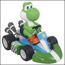 """Quel est le nom de ce personnage de """"Mario Kart"""" ?"""