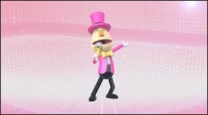 Ce personnage vient d'un jeu de Wii ; duquel ?
