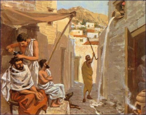 Être citoyen n'était pas une obligation pour habiter la ville d'Athènes : les étrangers étaient très bien accueillis. Comment les appelle-t-on ?