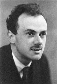 Né en Floride en 1902 , ce physicien et mathématicien britannique est l'un despères de la mécanique quantique, prix Nobel en 1933, il se nomme :