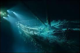 """En quelle année a-t-on découvert l'épave du """"Titanic"""" ?"""
