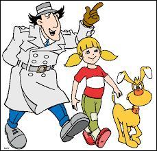 À l'aide de la photo, trouvez le nom d'un dessin animé créé en 1983.