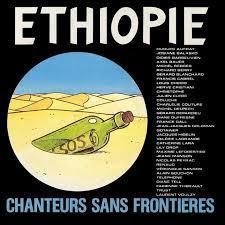 """Quel chanteur a écrit la chanson """"SOS Éthiopie"""" en 1985 ?"""