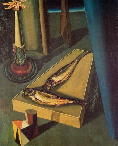 """Qui a peint """"Les poissons sacrés"""" ?"""