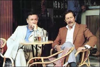 Quel est ce film de Granier-Deferre qui réunit Philippe Noiret et Jean Rochefort ?