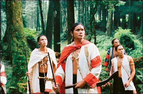 Les Amis sont des aborigènes :