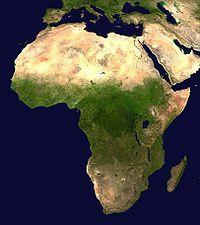 Les capitales de l'Afrique A-D