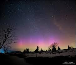 D'après-vous, est-il possible de voir des aurores boréales dans le ciel de France ?