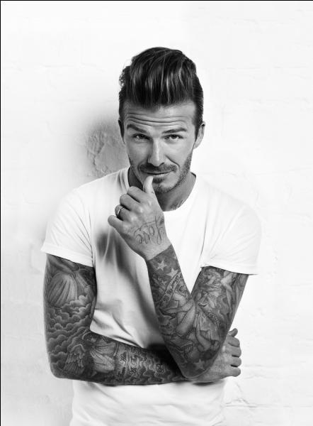 Comment s'appelle la femme de David Beckham ?