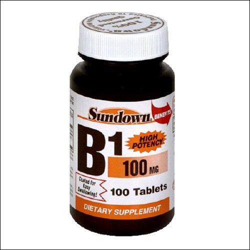 Carence en vitamine B1.