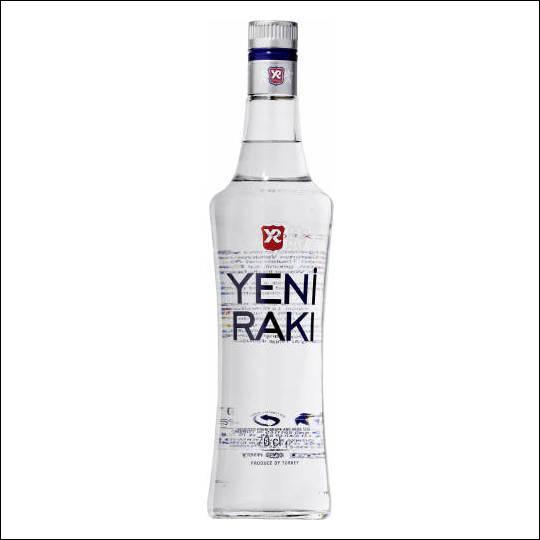 Avant d'en déguster quelques verres, et d'avoir la gueule de bois, dites-moi donc avec quoi est parfumé le raki :