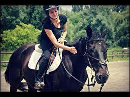 Comment s'appelle ce cheval que Wendy a monté en dressage ?