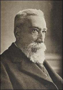 François Anatole Thibault pour l'état-civil, né à Paris en 1844. Il est l'auteur du roman ''Les Dieux ont soif'' ; il reçoit le prix Nobel de littérature en 1921. Son nom est :