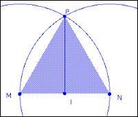 En coupant parallèlement à un de ses côtés une des pointes d'un triangle équilatéral et en la retirant, on obtient un :