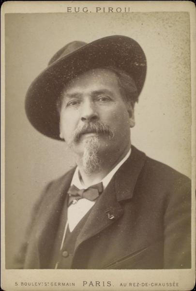 Né à Maillane (Bouches-du-Rhône) en 1830, ce poète est l'auteur de ''Miréio''. Il reçoit le prix Nobel de littérature en 1904. Qui est-il ?