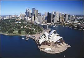 Sydney se trouve..