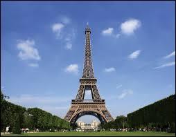 Dans quelle région trouve-t-on Paris ?