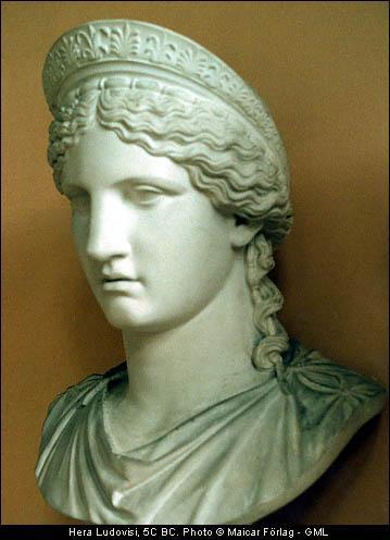Je suis la femme de Zeus et la déesse protectrice.Qui suis-je ?