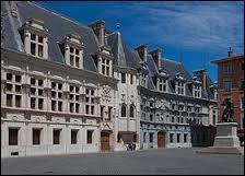 Savez-vous où se situe le Parlement du Dauphiné ?