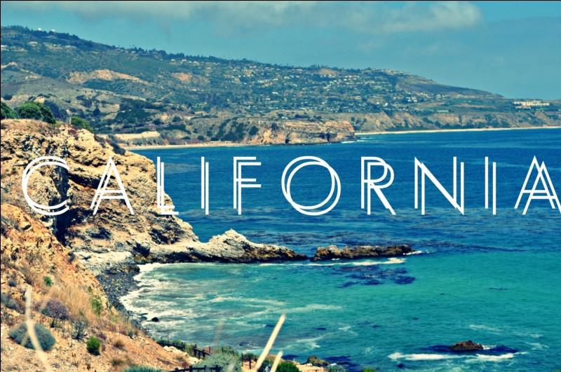 Quelle est la capitale de l'Etat de Californie ?