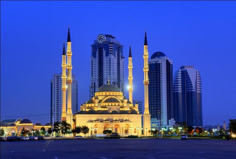 Quelle est la capitale de la Tchétchénie ?