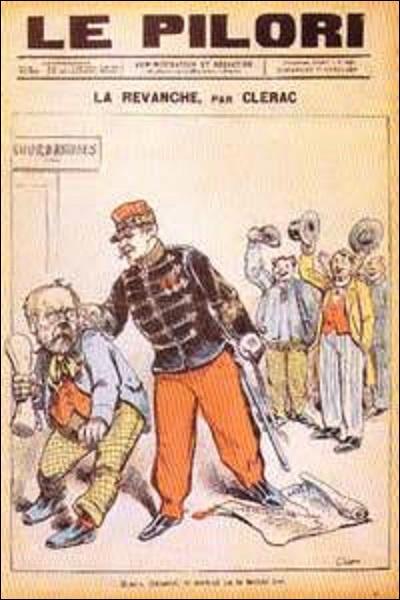 Mais le combat continue, maintenant il faut qu'il soit réhabilité. Chose faite le ... par la Cour de cassation lors d'un procès en révision, qui verra l'annulation du jugement de Rennes sans possibilités d'appel. Mais quelles sont la date et l'année où Dreyfus est enfin acquitté ?