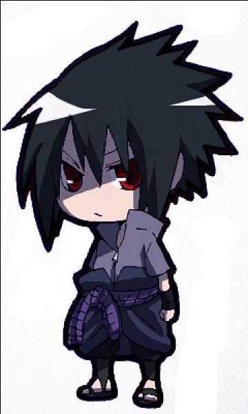 Membre du clan Uchiwa, je faisais partie de l'équipe 7 avec Naruto et Sakura. Qui suis-je ?