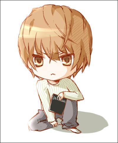 Premier Kira, j'utilise le Death Note pour faire régner la justice. Mon shinigami est Ryûk. Qui suis-je ?
