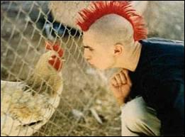 Cet homme se prend pour un animal, qu'est-ce ?