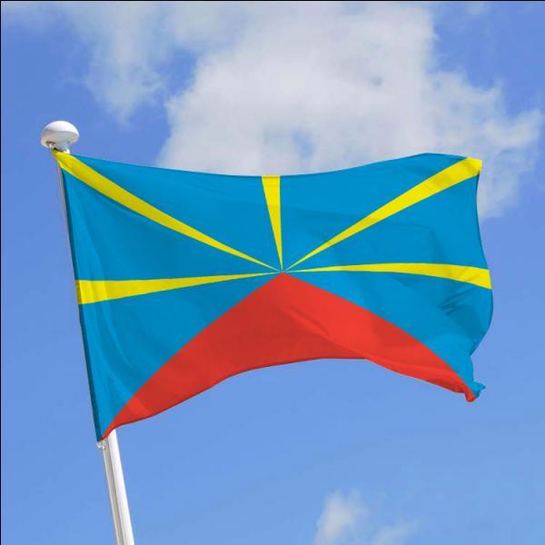 A quelle île appartient ce drapeau ?