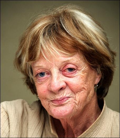 """9. Maggie Smith (104, 5 pts)Figure incontournable du cinéma """"so british"""", elle incarne également les valeurs de Gryffondor..."""