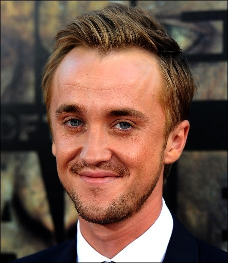 6. Tom Felton (185, 5 pts)
