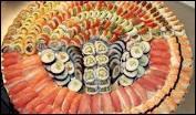 Au Japon, du poisson peut être enroulé. Comment cela s'appelle-t-il ?