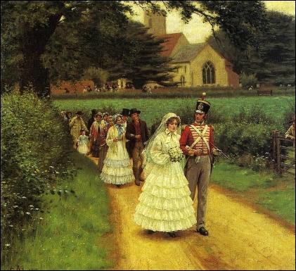 """Qui a composé """"La marche nuptiale"""" (je vous donne un indice """"songe d'une nuit d'été) ?"""