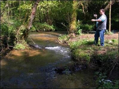 La Marche est une rivière qui naît entre Florenville et Mogues, où coule-t-elle ?