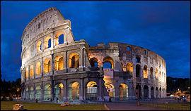 Dans quelle ville se trouve le Colisée ?