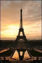 Dans quelle ville se trouve la tour Eiffel ?
