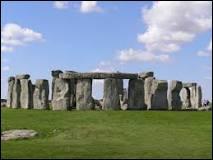 Stonehenge. Dans quel pays peut-on voir ce monument ?