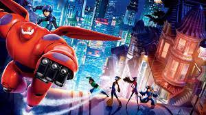 Disney - Les Nouveaux Héros (2)
