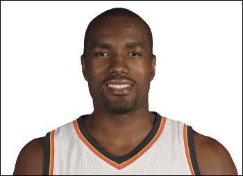 De quelle(s) nationalité(s) est l'ailier fort du Thunder d'Oklahoma City, Serge Ibaka ?