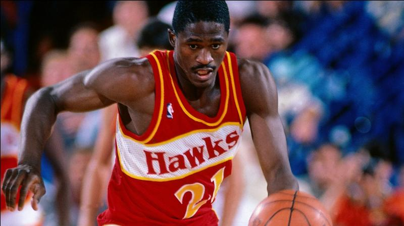 Quel est le surnom de Dominique Wilkins, le joueur des Hawks d'Atlanta ?